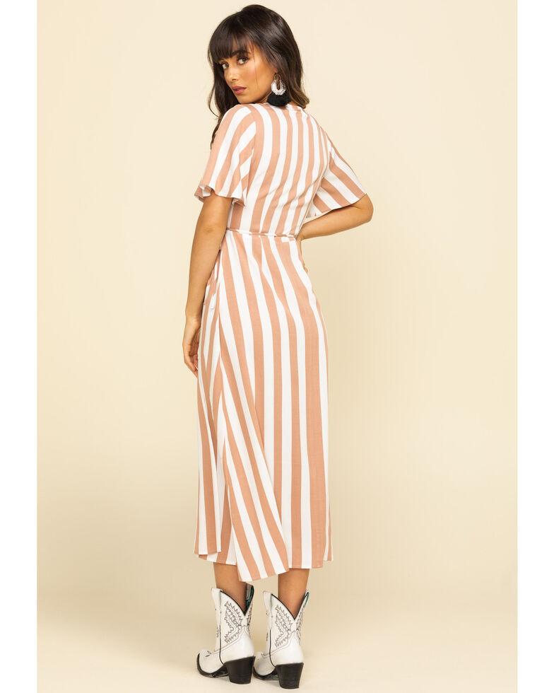 Rag Poets Women's Baja Beach Dress, Pink, hi-res