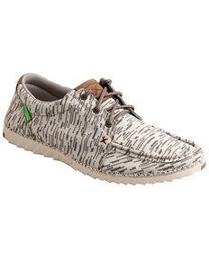 Twisted X Men's Zero-X Casual Shoes - Moc Toe, Grey, hi-res