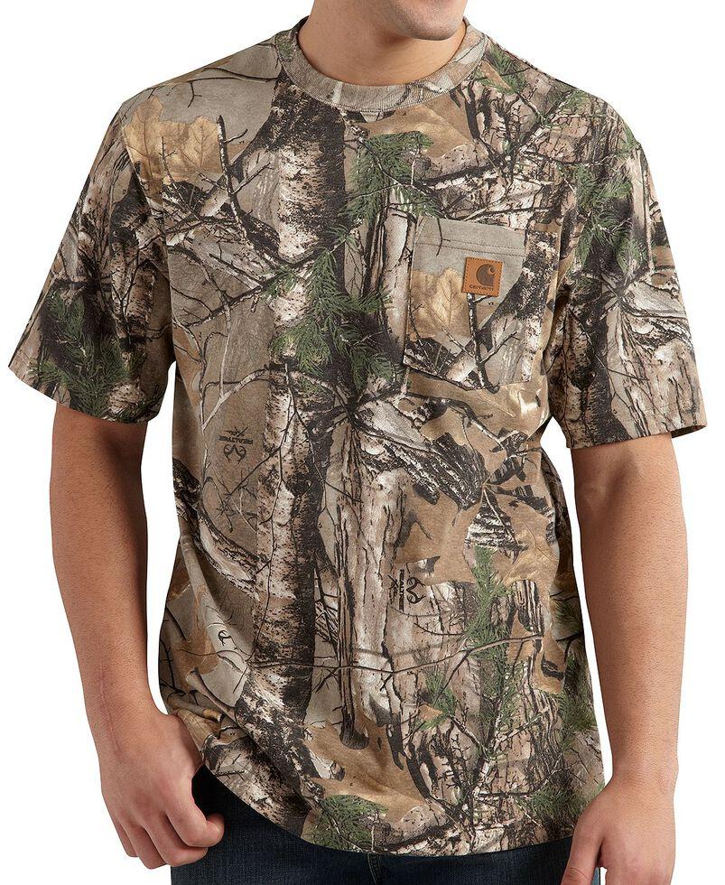 Carhartt Realtree® AP HD® T-Shirt - Big & Tall, Camouflage, hi-res