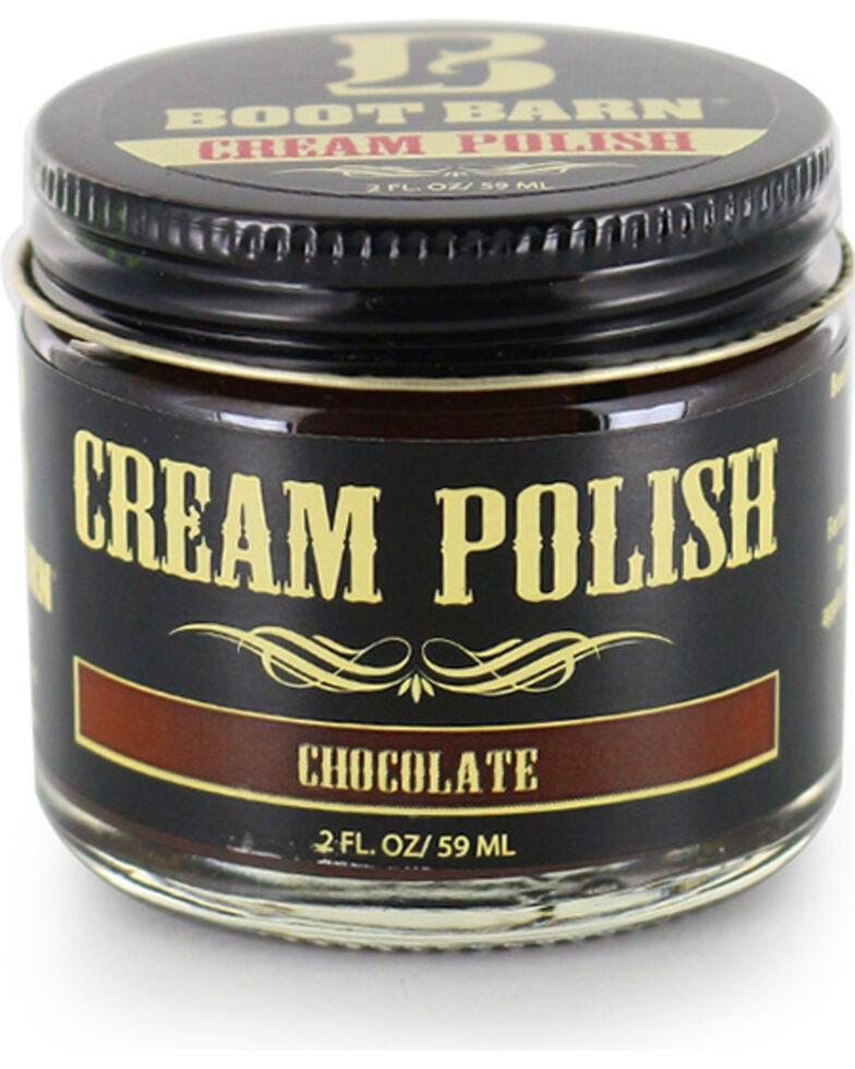 BB Ranch Chocolate Leather Cream Polish , Brown, hi-res