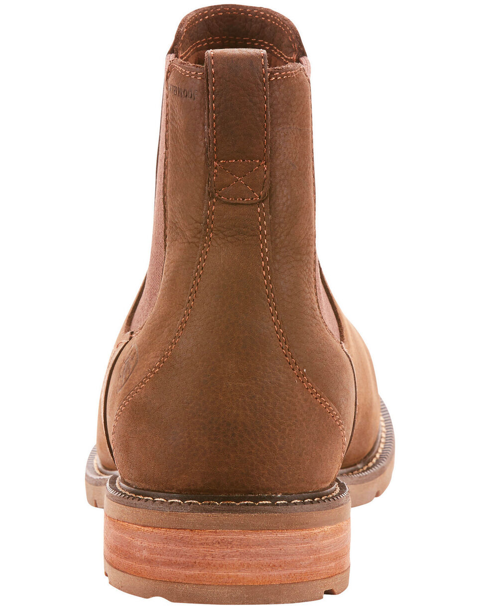 Ariat Men's Wexford Tack English Riding Boots , Dark Brown, hi-res