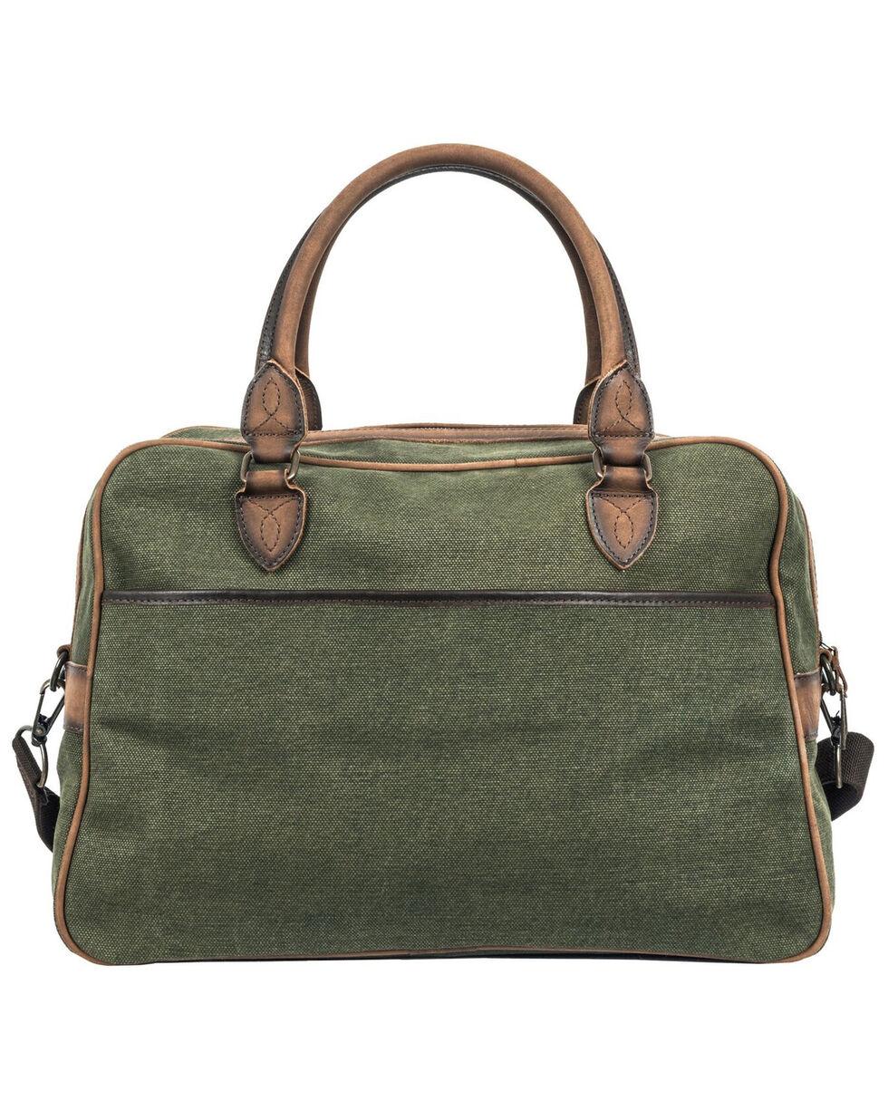 STS Ranchwear By Carrol Men's Military Green Weekender Bag, Olive, hi-res