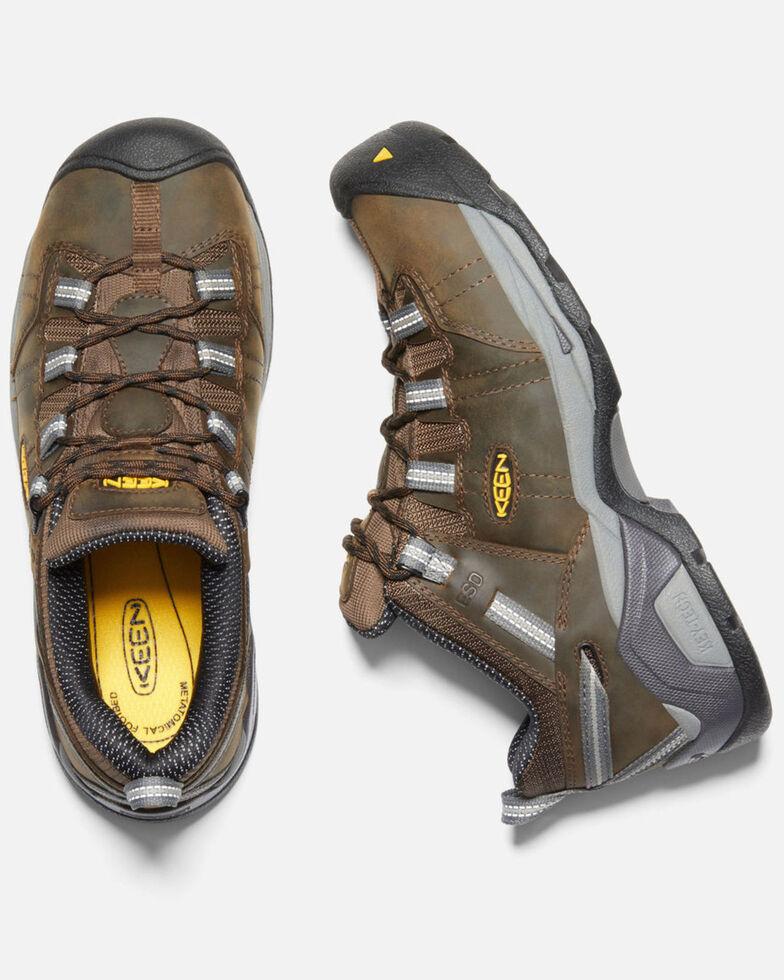 Keen Men's Detroit XT ESD Work Boots - Steel Toe, Brown, hi-res