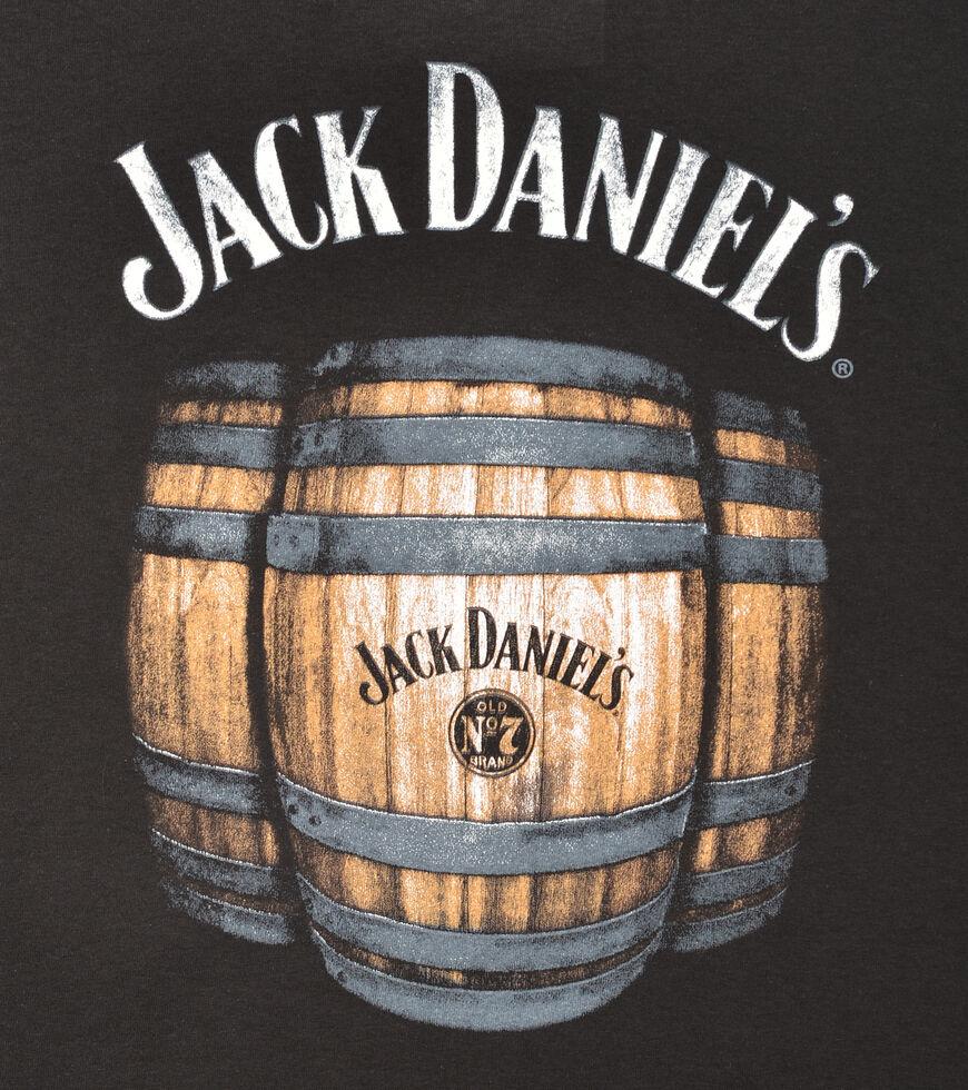 Jack Daniel's Men's Barrels T-Shirt, Black, hi-res