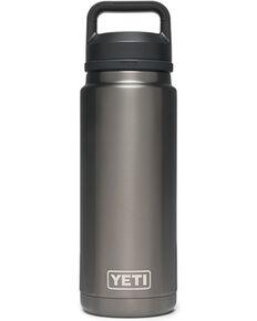 Yeti Rambler 26oz Graphite Chug Bottle, Dark Grey, hi-res