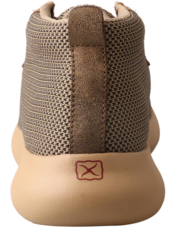 Moc Toe Twisted X Women/'s Olive Chukka Driving Shoes WRV0005