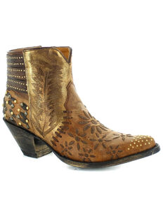 d40a88001fafc Old Gringo Women's Scarlett Fashion Booties - Snip Toe