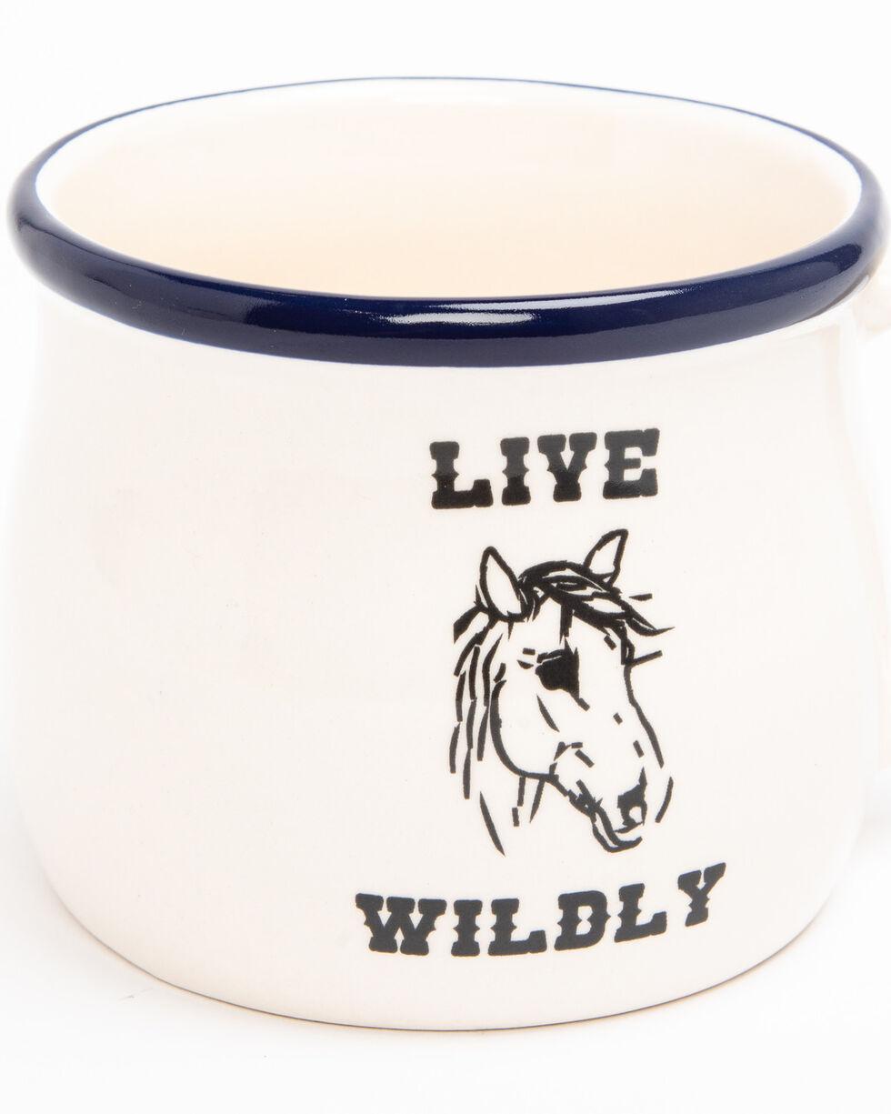 BB Ranch Live Wildly Mug , Multi, hi-res