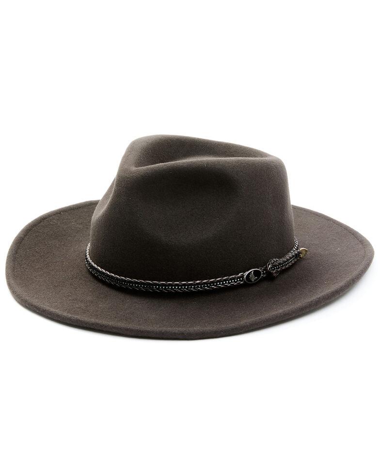 Cody James Men's Brown Weather Cotton Work Sun Hat, Brown, hi-res
