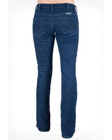 Cowgirl Tuff Women's Just Tuff Sport Jeans, Blue, hi-res