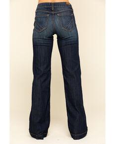 Ariat Women's Dark Wash Billie Trousers , Blue, hi-res