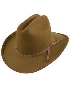 Bailey Kids Pecan Eddy Bros Ranger Wool Felt Western Hat , Pecan, hi-res