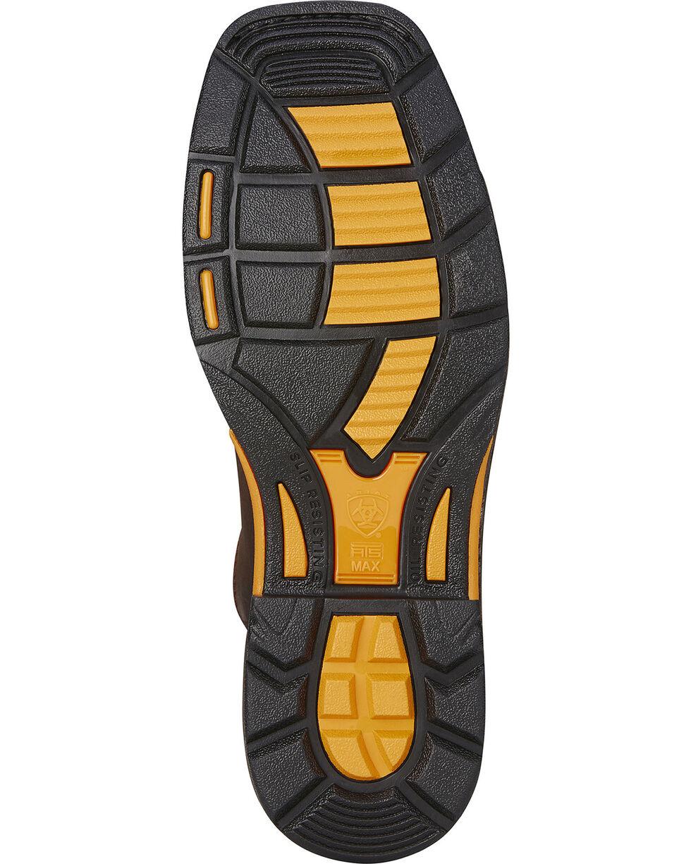 Ariat Men's Workhog Western Work Boots - Steel Toe, Earth, hi-res