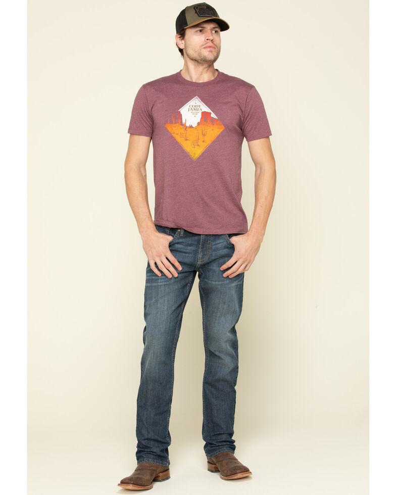 Cody James Men's Sheridan Dark Stretch Slim Straight Jeans , Indigo, hi-res