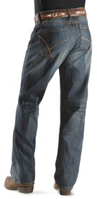 Wrangler 20X Jeans - No. 42 Slim Fit Boot Cut, Denim, hi-res