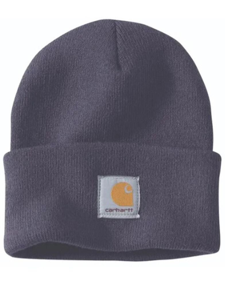 Carhartt Men's Carhartt Brown Watch Hat, Grey, hi-res