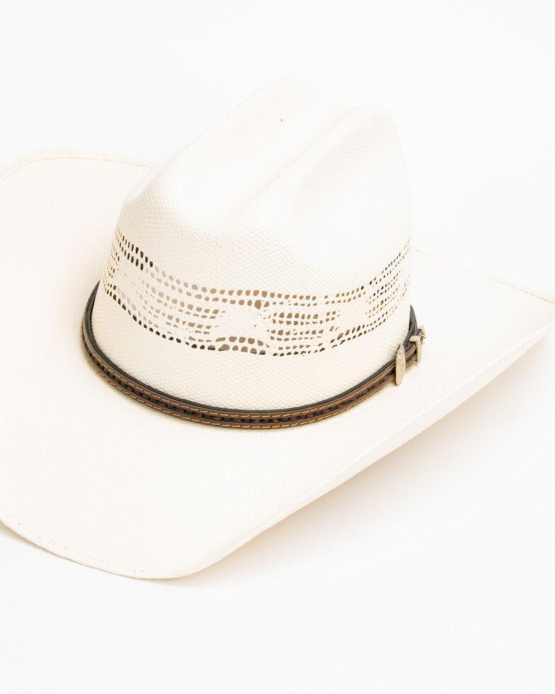 153eb8ffd Cody James Men's 20X Low Cattleman Pro Rodeo Straw Hat