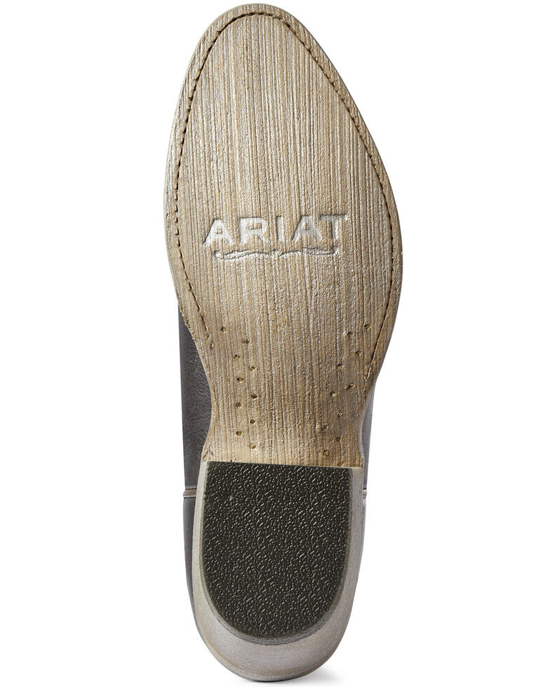 Ariat Women's Legacy Two Step Western Boots - Round Toe, Silver, hi-res