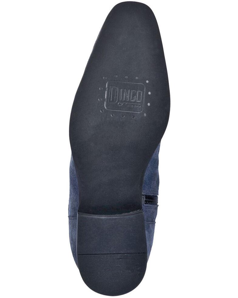 Dingo Men's Brooks Chukka Boots - Round Toe, Blue, hi-res