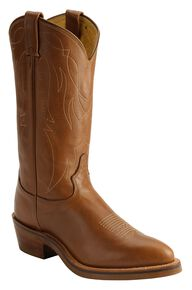 Tony Lama Men's Western Work Boots - Medium Toe, Natural, hi-res