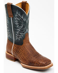 Cody James Men's Xtreme Fowler XG Western Boots - Wide Square Toe, Blue, hi-res