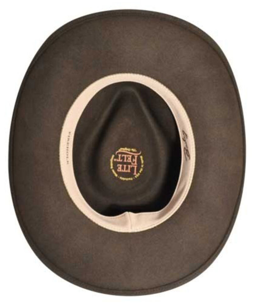 Wind River by Bailey Men's Firehole Brown Western Hat, Brown, hi-res