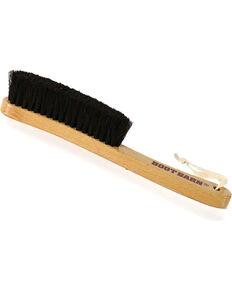 Boot Barn Hat Brim Brush, Black, hi-res