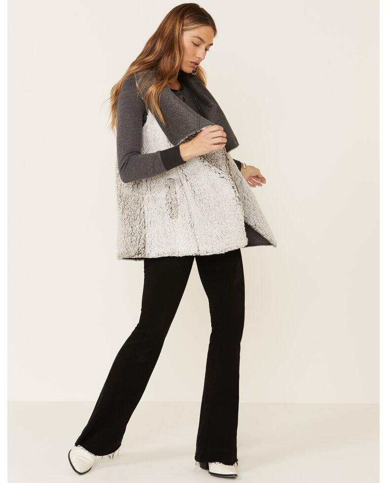Outback Trading Co. Women's Carmella Vest , Charcoal, hi-res