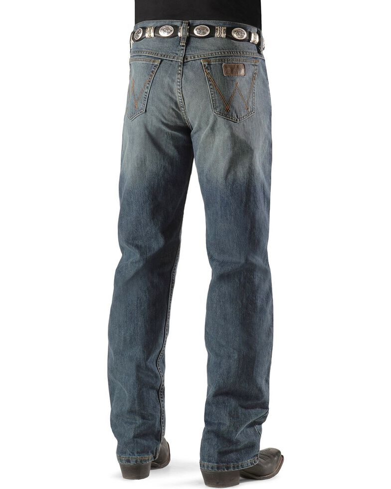 354e6957ad5 Wrangler 20X 01MWX Competition Relaxed Fit Jeans - Tall - Country ...