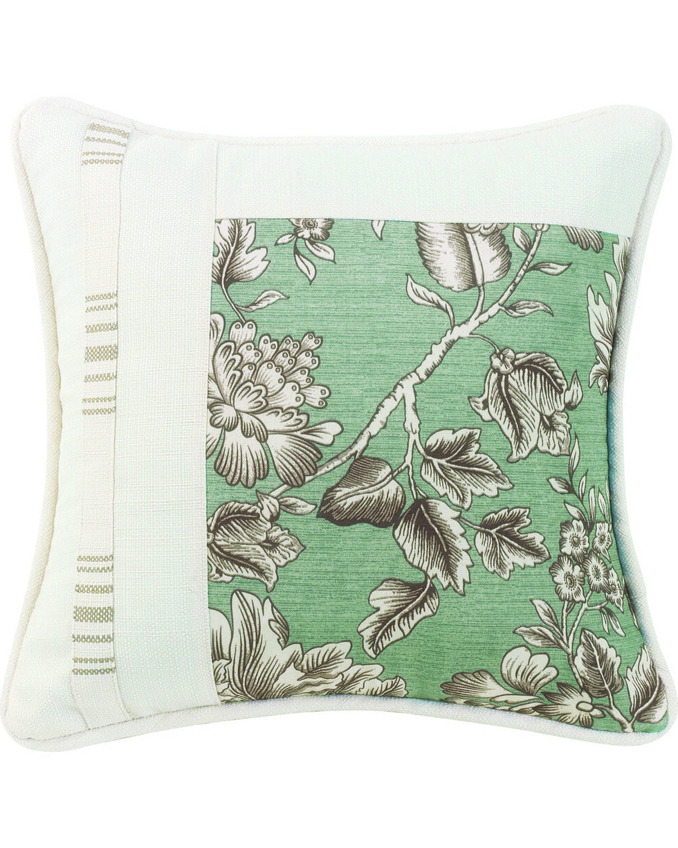 HiEnd Accents Multi Gramercy Pillow, Multi, hi-res