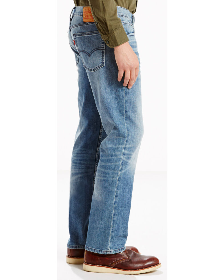 Levi's Men's 514 Slim Fit Jeans - Straight Leg , Indigo, hi-res