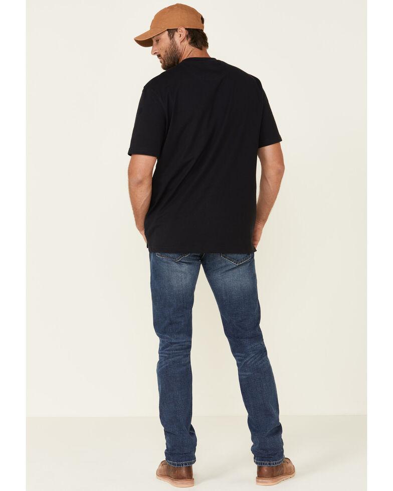 Ariat Men's M8 Heath Modern Stretch Slim Straight Jeans , Blue, hi-res