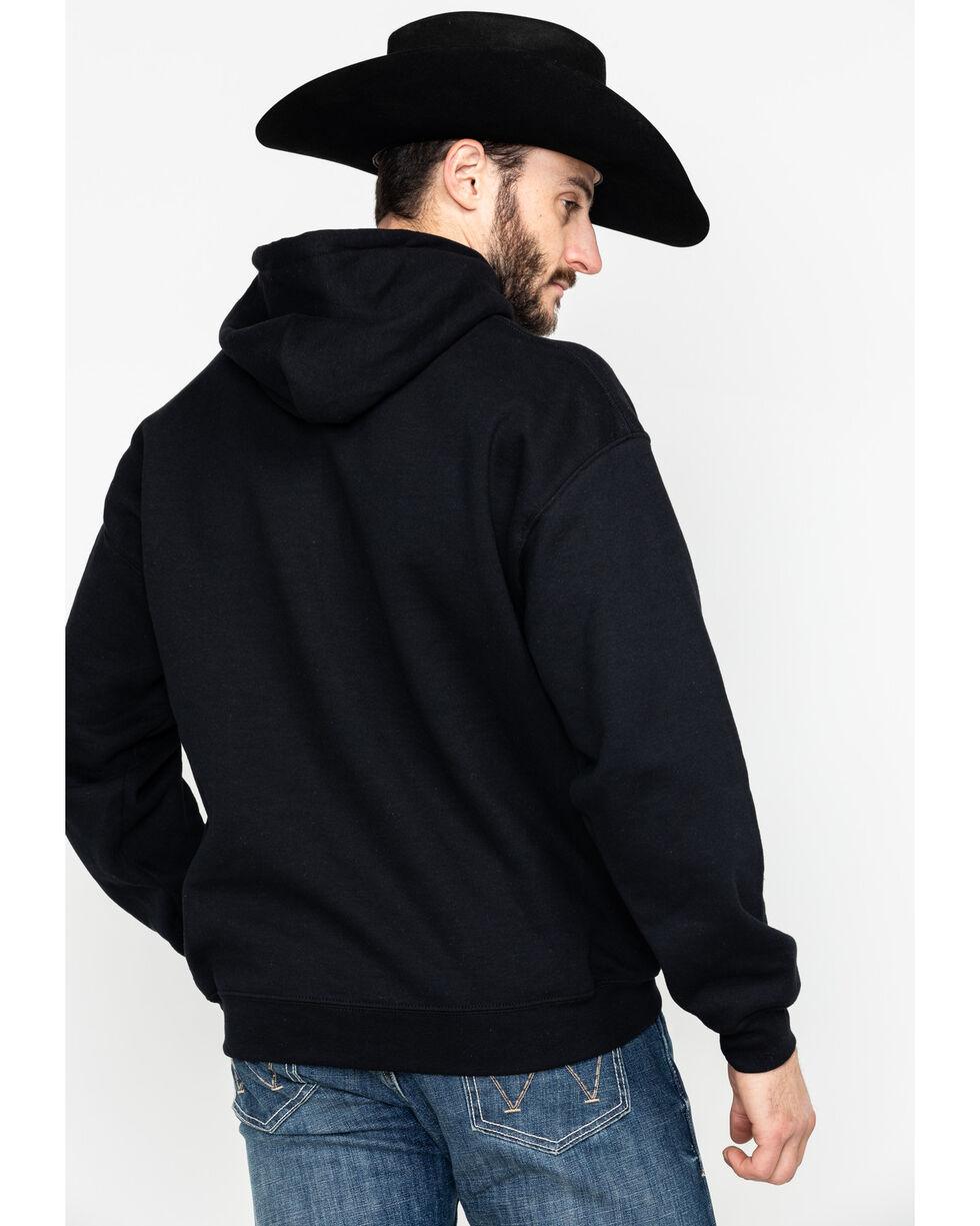 Buck Wear Men's Black FMC Own One Graphic Pullover Sweatshirt , Black, hi-res