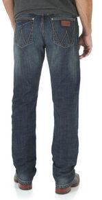 13780599 Wrangler Men's Retro Bozeman Slim Fit Straight Leg Jeans