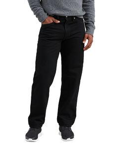 Levis Men's 550 Black Relaxed Fit Jeans -Big & Tall , Black, hi-res
