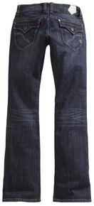 Tin Haul Women's Dolly Celebrity Wave Stitch Bootcut Jeans, Denim, hi-res