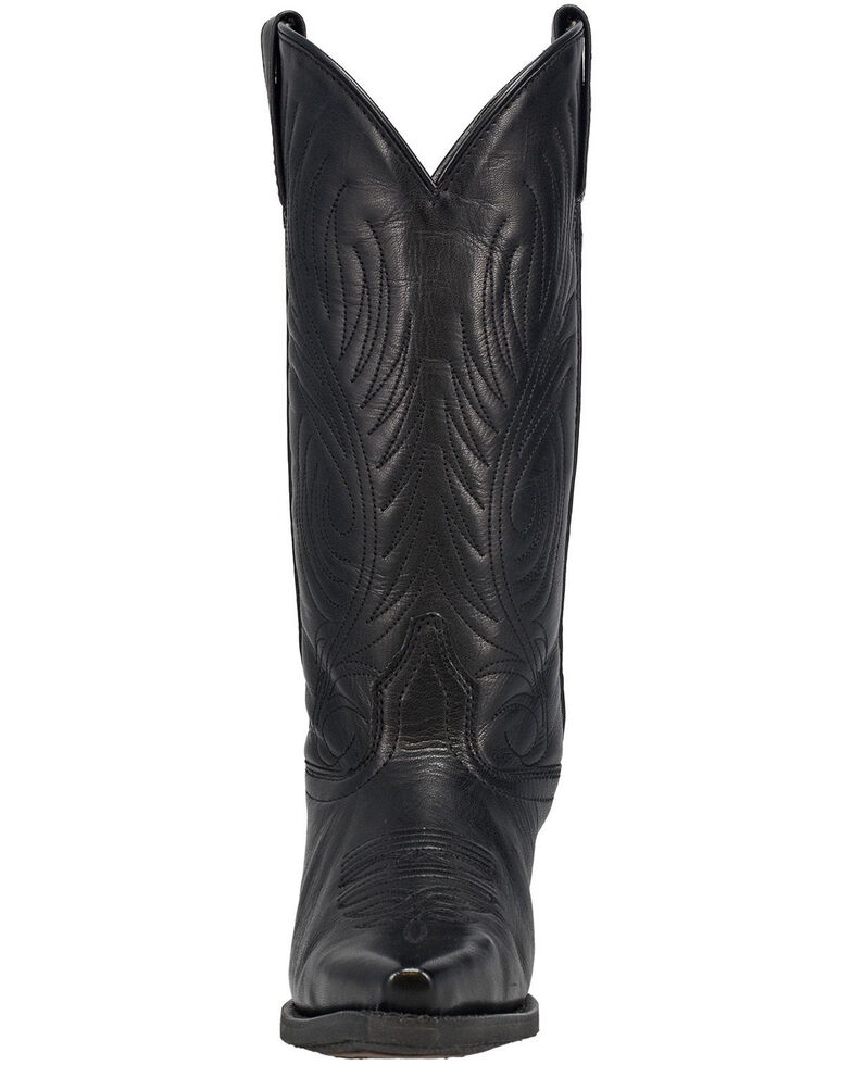 Laredo Women's #TBT Western Boots - Snip Toe, Black, hi-res