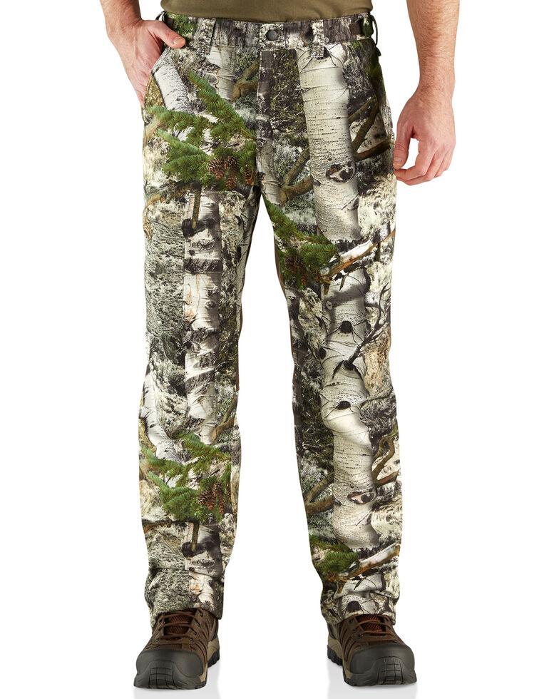 Carhartt Men's Camo Buckfield Pants - Straight Leg , Multi, hi-res