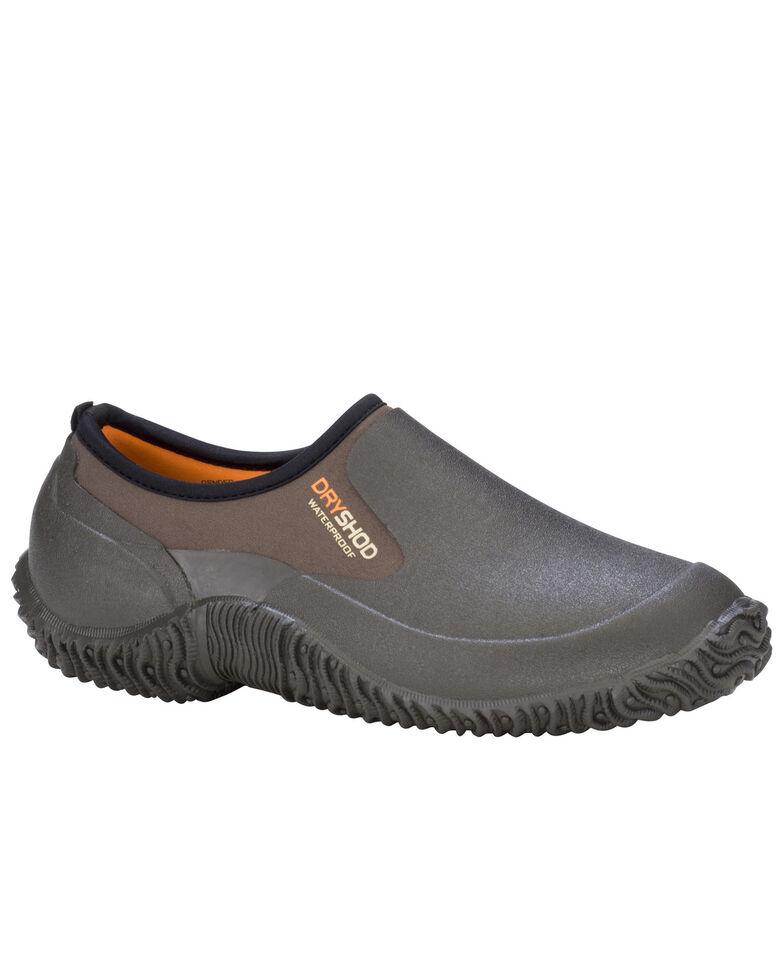 Dryshod Men's Legend Camp Shoes, Beige/khaki, hi-res