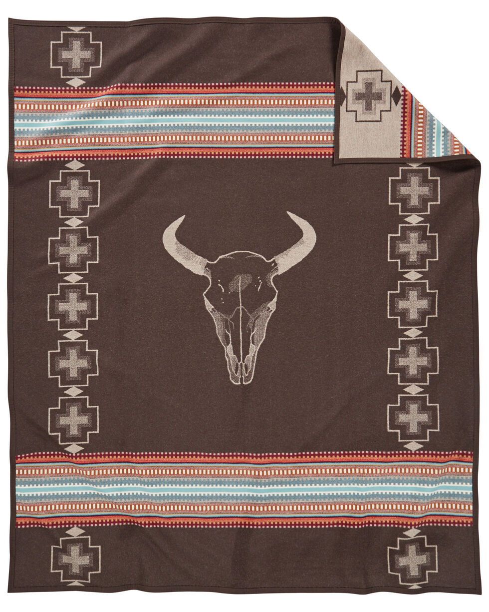 Pendleton Ultrasuede American West Bound Robe, Multi, hi-res