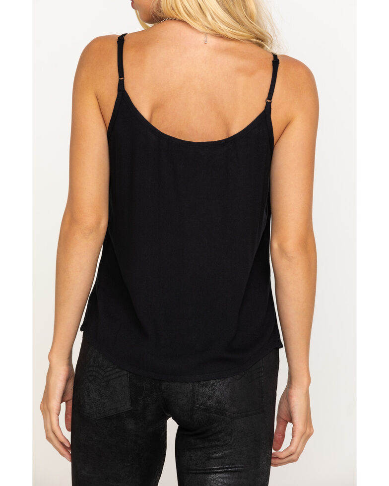 Idyllwind Women's Reaching For The Stars Cami, Black, hi-res