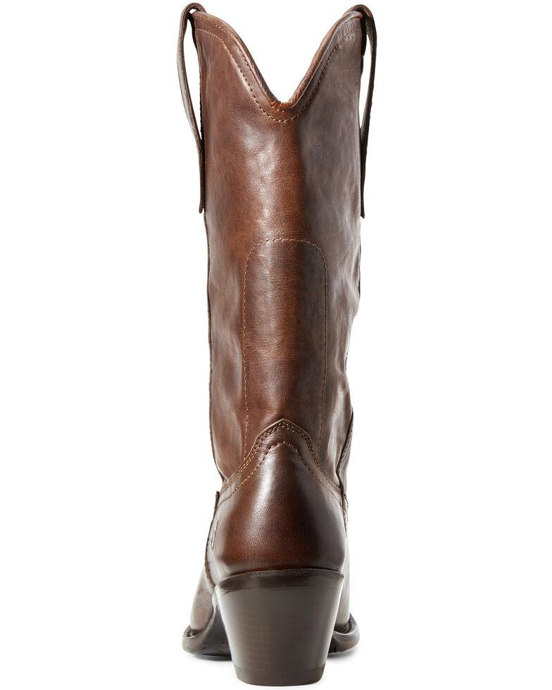 Ariat Women's Amber Josefina Western Boots - Snip Toe, Brown, hi-res