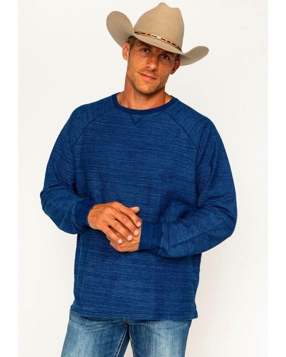 Cody James Men's Thunderhead Long Sleeve Thermal , Blue, hi-res
