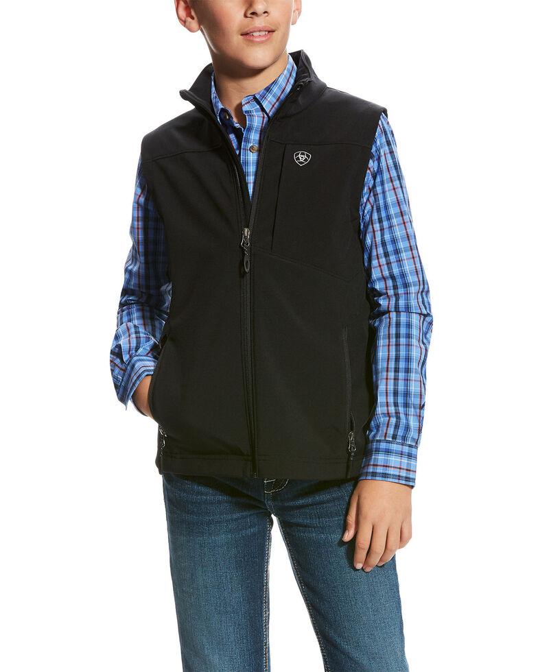 Ariat Boys' Vernon 2.0 Softshell Vest , , hi-res