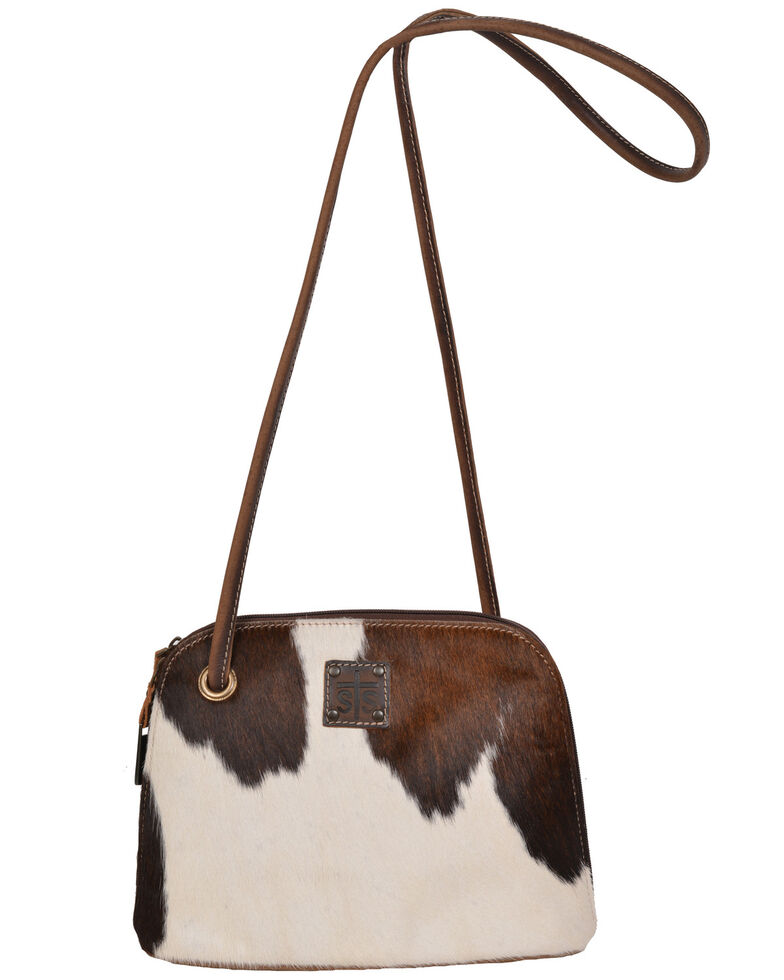STS Ranchwear By Carrol Cowhide Baroness Classic Crossbody, , hi-res