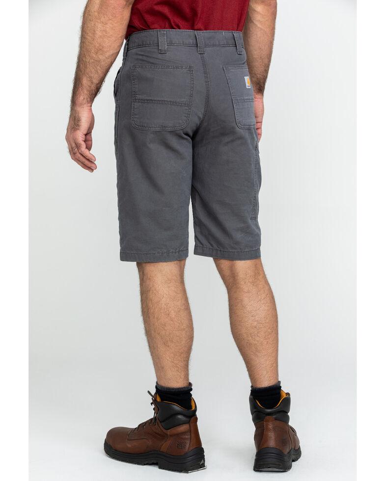"""Carhartt Men's Rugged Flex 13"""" Rigby Work Shorts , Grey, hi-res"""