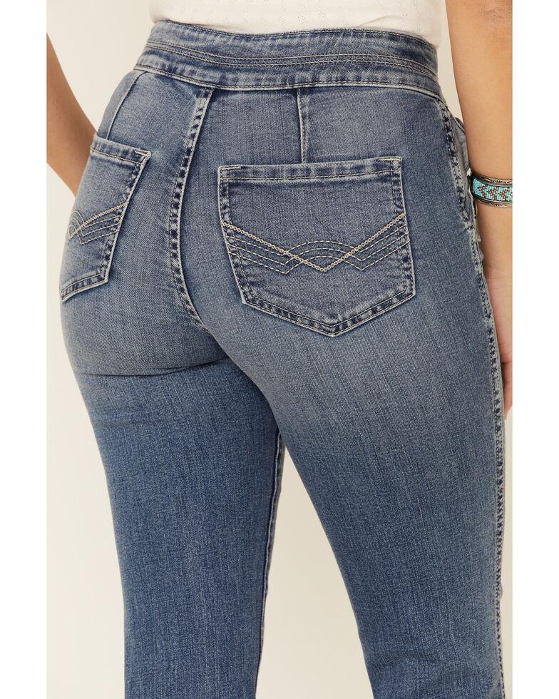 Idyllwind Women's Foxy Lady Bootcut Jeans, Medium Blue, hi-res