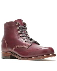 Wolverine Men's Original 1000 Mile Work Boots - Soft Toe, Brown, hi-res