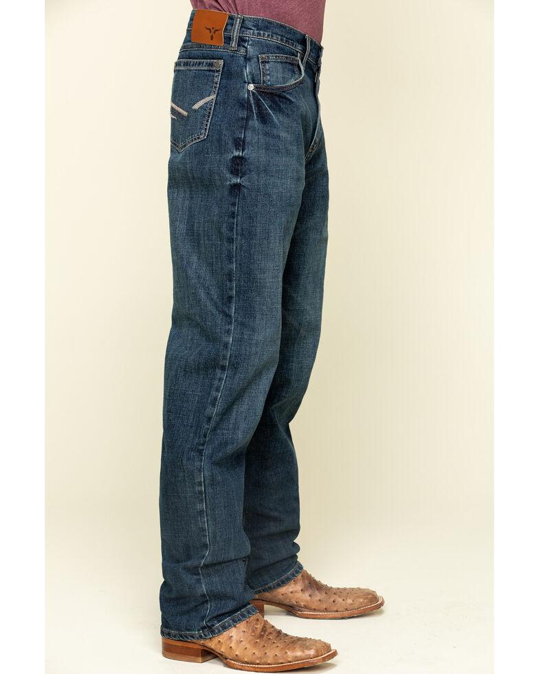 Wrangler 20X Men's Hampton Extreme Relaxed Boot Jeans , Blue, hi-res