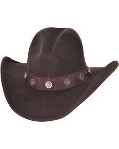 33c41ebf215 Bullhide Men s Shotgun Premium Wool Cowboy Hat